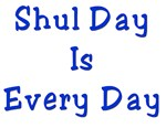 Go to Shul Daily