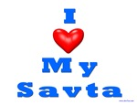 I Love My Savta
