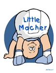 Yiddish Little Macher