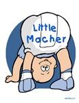 Yiddish Little Macher