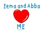 Eema and Abba Love Me Jewish