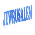 Jewrusalem T Shirts and Gifts