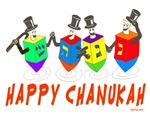 Chanukah Hanukkah T Shirts and Gifts