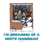 I'm Dreaming of A White Hanukkah