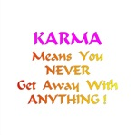 Karma Means Gifts