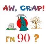 AW, CRAP!