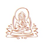Buddha Silhouette  Gifts
