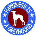 Happiness Is A Greyhound