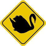 Swan Crossing Sign Gifts