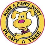 Make A Puppy Happy T-Shirt
