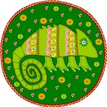 Colorful Chameleon Gifts