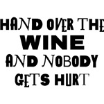 Wine Ransom Note