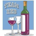 Team Red Wine