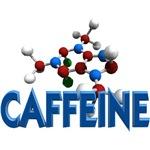 Caffeine Molecule T-Shirts & Gifts