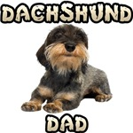 Wirehaired Dachshund Dad