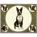 Boston Terrier Collage T-Shirts
