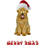 Goldendoodle Christmas T-Shirts