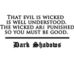 Dark Shadows: Evil Is Wicked
