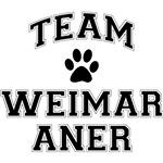 Team Weimaraner T-Shirts