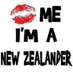 Kiss Me I'm A New Zealander T-Shirts & Gifts