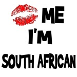 Kiss Me I'm South African T-Shirts & Gifts