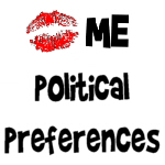 Kiss Me by Political Preference