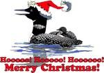Christmas loon