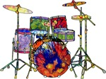 Wild Drummer
