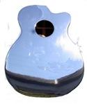 Chrome Guitar