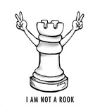 I AM NOT A ROOK