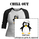 Chill Out T-shirts and Gifts