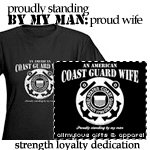 An American Coast Guard Wife Dark Apparel