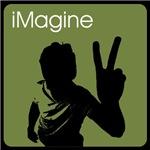 iMagine - Siloette - Green