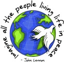Imagine - World - Living In Peace ~
