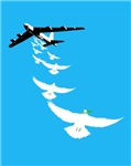 Peace Dove Bomber