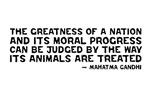 Copy of Quote - Greatness - Gandhi