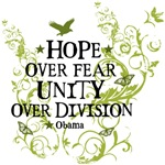 Hope Over Fear - Vine Green