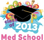 Med School Class of 2013 Party Gifts