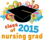 2015 Nursing School Grad Gifts and Tees