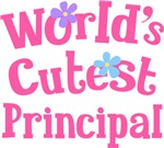 Worlds Cutest Principal Gifts and T-shirts