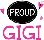 Proud Gigi Butterfly T-shirts and Gifts