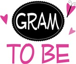 Gram to Be Butterfly T-shirts and Gifts