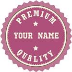 Personalized Premium Quality Logo T-shirts