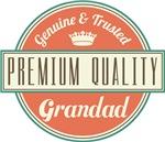Premium Vintage Grandad Gifts and T-Shirts