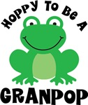 Hoppy to be a Granpop Gifts and T-shirts
