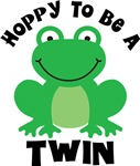 Hoppy to be a Twin Gifts and T-shirts