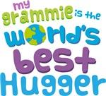 Grammie Is Worlds Best Hugger