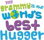 Grammy Is Worlds Best Hugger