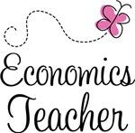 Economics Teacher School T-shirts