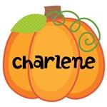 Personalized Halloween Pumpkin T-shirts